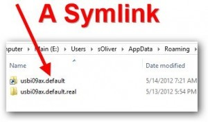 How To Check Where A Symbolic Link (Symlink) Points To In Windows 7