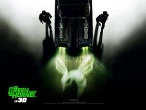 The Green Hornet Windows 7 Movie Theme