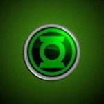 the green lantern windows 7 theme jpg