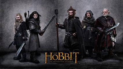 "The Hobbit Windows 7 Theme With Movie Wallpapers ""An Unexpected Journey"""