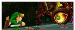 The Legend of Zelda Ocarina of Time 3DS Pictures
