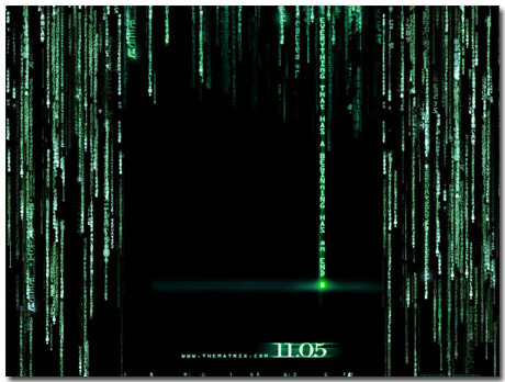 The Matrix Revolutions Theme With 10 Backgrounds