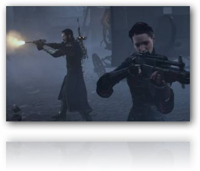 The Order 1886: Cool Action-Adventure Game Theme For Windows 7