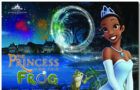 The Princess And The Frog Theme With 10 Backgrounds