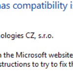 this program has compatibility issues avg png