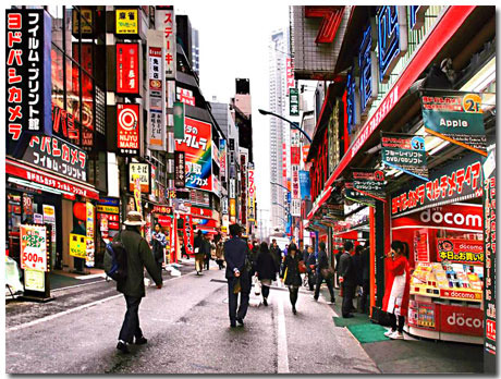 Japan's Capital: Tokyo City Theme With 10 HD Wallpapers Of This Mega City