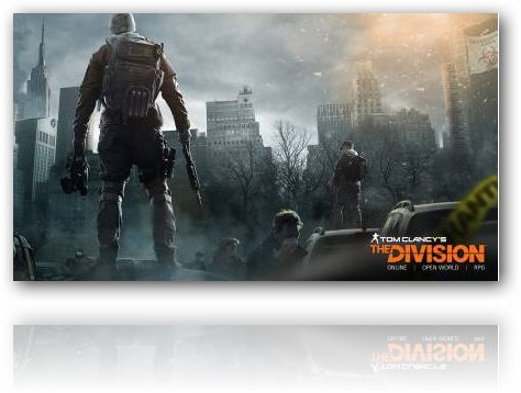 Yet Another Tom Clancy Windows 7 Theme: The Division