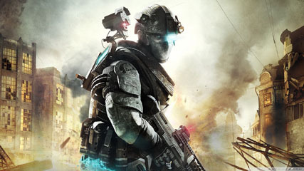 Windows 7 Game Theme With Tom Clancy Ghost Recon Future Soldier Wallpapers