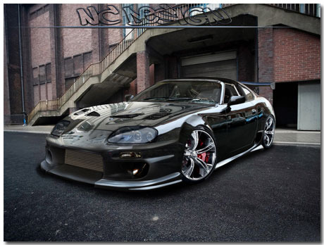Toyota Supra Themepack For Your Custom Car Desktop