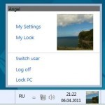 Transform Windows 7 Into Windows 8: Add User Tile