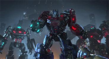 Transformers: Fall of Cybertron Gets Release Date And CG Trailer