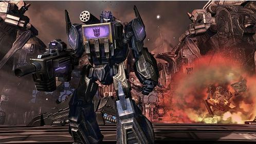 Transformers: War for Cybertron Multiplayer Modes