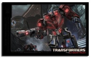 Transformers War for Cybertron Windows 7 Wallpaper Theme