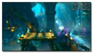 Do you like Portal and Final Fantasy IX? Then give Trine a try!