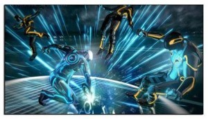 Tron Evolution Pictures + Gameplay Video