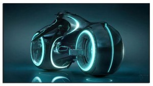 Tron Legacy Windows 7 Theme
