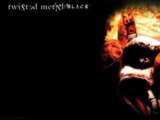 Cool Twisted Metal Windows 7 Theme With Black HD Wallpapers