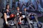Two And A Half Men Windows 7 Theme With HD Wallpaper Of Charlie And Co
