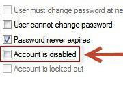 Account management: Enable or disable the built-in administrator account in Windows 7