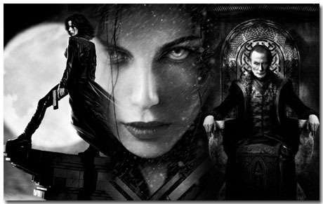 Underworld Evolution Theme With 10 Backgrounds