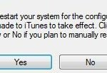 How to uninstall iTunes in Windows 7