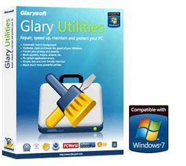 Upload Windows 7 Themes: Win Glary Utilites Pro