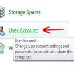 Change user account preferences in Windows 8