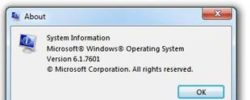 Check BIOS Version in Windows 7,8 Without Entering The BIOS Using MSINFO32