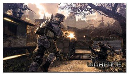 New Crytek Game: Warface + Screenshots