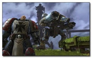 Warhammer 40k Dark Millenium: Trailer, Screenshots & Windows 7 Theme
