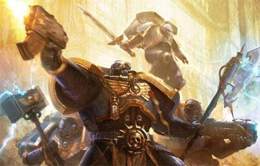 Warhammer 40k Space Marines Preview, Release Date, Trailer