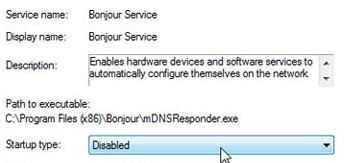 Mdnsresponder.exe – What is it and how to disable it