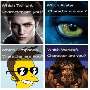 Take Character Quiz & Get Free Gift Cards!