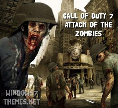 Will Call of Duty 7 have Zombies?