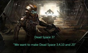 Will There Be A Dead Space 3?