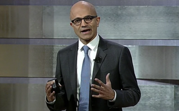 Microsoft's Satya Nadella Discusses Windows 10 Security