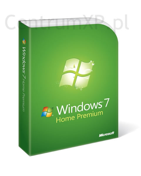 Windows 7 Software Boxes