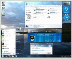 Windows 7 Aero Themes