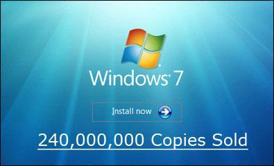 Happy Birthday Windows 7: Goodbye Windows XP