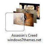 windows 7 assassins creed theme jpg