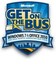 Windows 7 NA Bus Tour Starting May 21th