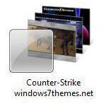 windows 7 counter strike theme jpg