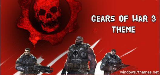 Windows Gears of War Theme 3.0