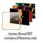 windows 7 james bond theme jpg