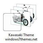 windows 7 kawasaki theme jpg