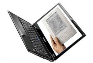 Kindle eBooks on your Windows 7 notebook!