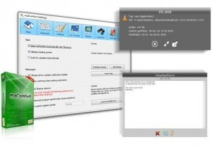 Windows 7 MAC features with maComfort!