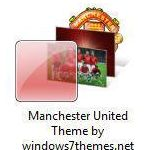 windows 7 manchester united theme jpg