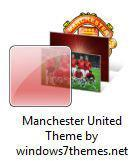 Windows 7 Manchester United Theme