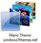 Windows 7 Mario Theme